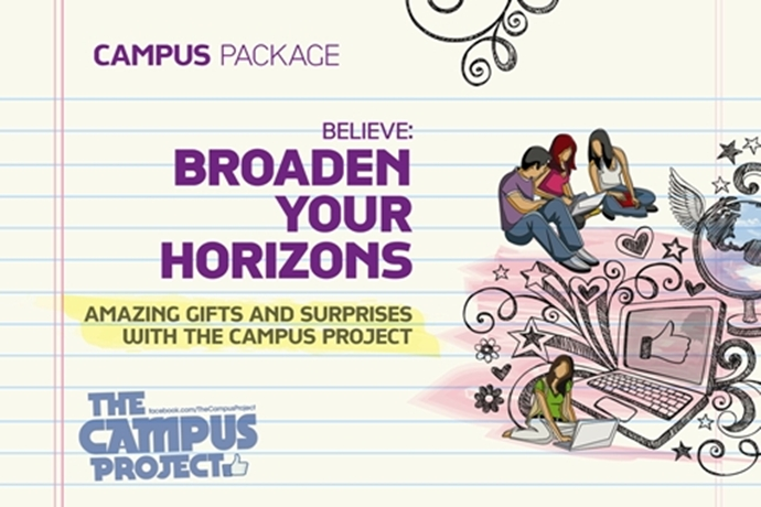 Broaden your Horizons with the Campus Package from Banif Bank